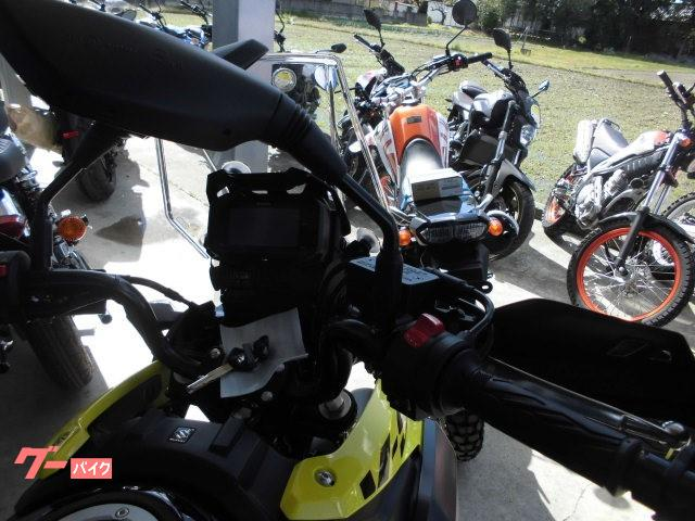 スズキ V-ストローム250 2020モデル ABSつきの画像(群馬県
