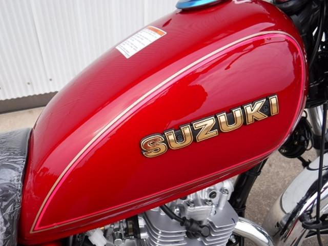 スズキ GN125Hの画像(東京都