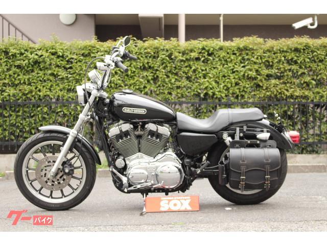 HARLEY-DAVIDSON XL1200L ロー  サイドバック装着の画像(東京都