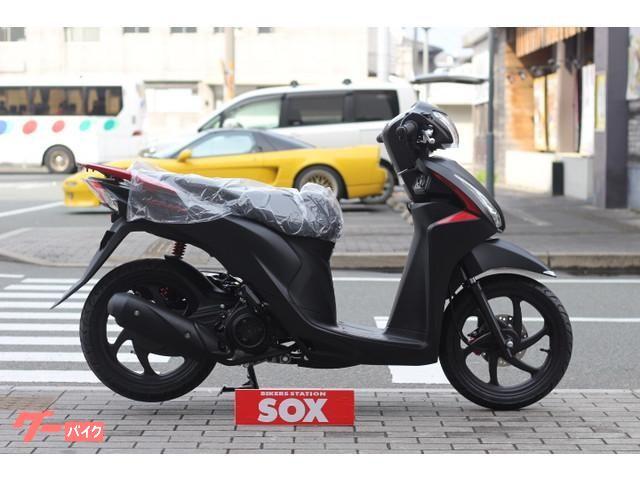 ホンダ Dio110 新車の画像(東京都