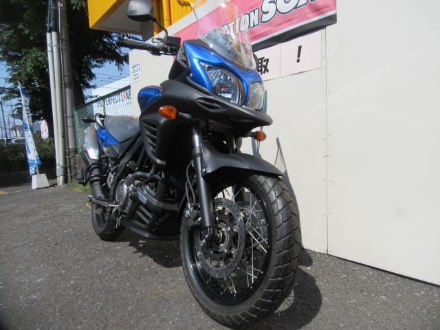 スズキ V-ストローム650XTの画像(埼玉県