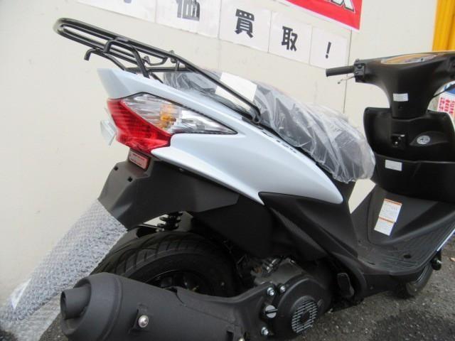 スズキ アドレスV125Sの画像(埼玉県