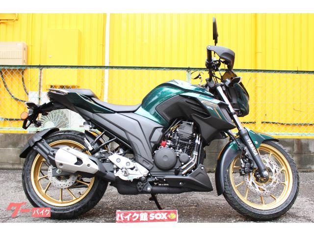 FZS25 ABS BS6対応 国内未発売モデル