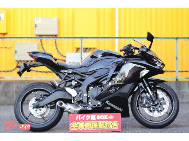 Ninja ZX−25R 2021年モデル・フルノーマル車