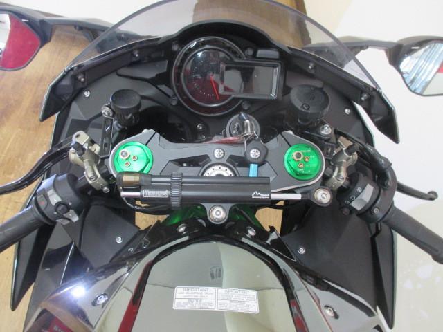 カワサキ Ninja H2 ETC装備の画像(埼玉県