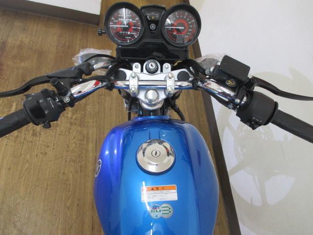 ヤマハ YBR125の画像(埼玉県