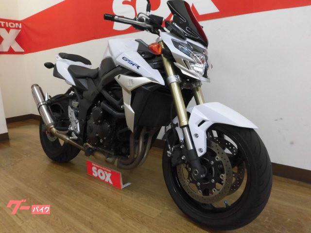 スズキ GSR750 EU仕様の画像(埼玉県
