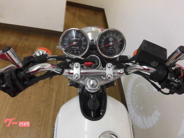ヤマハ SR400 Fiモデルの画像(埼玉県