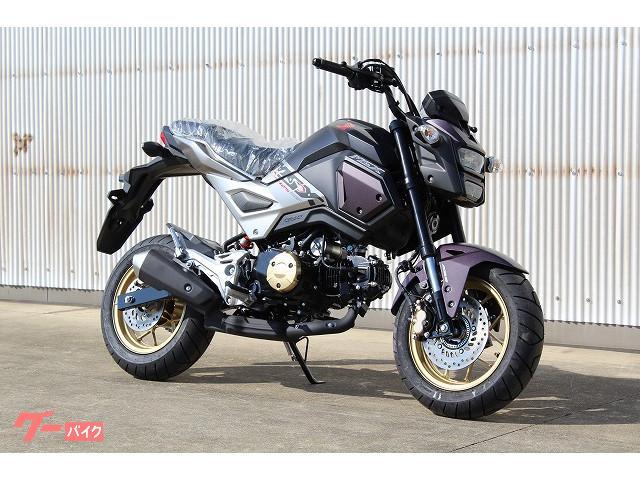 ホンダ グロム 本国仕様MSX125SF ABSの画像(埼玉県