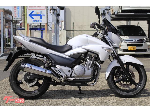 スズキ GSR250 ロングスクリーン付の画像(埼玉県