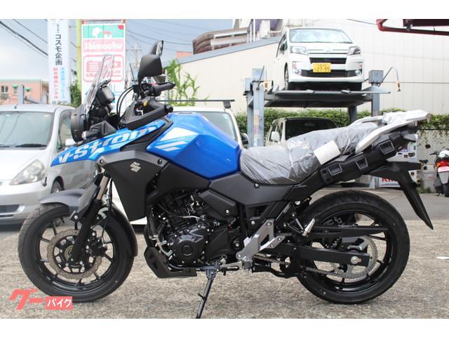 スズキ V-ストローム250 ABSの画像(埼玉県