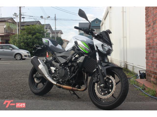 カワサキ Z250 2019年モデルの画像(東京都
