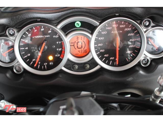 スズキ GSX1300Rハヤブサ 2018年モデル ワイバーンマフラー スクリーンの画像(埼玉県