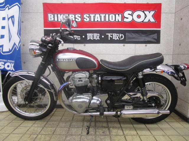 カワサキ W650の画像(東京都