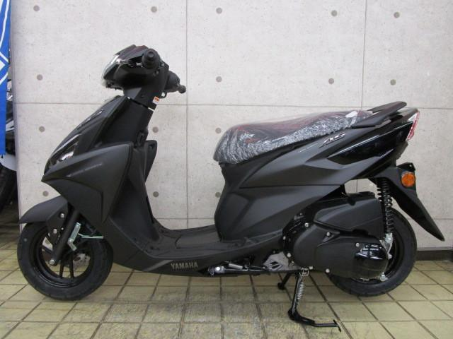 ヤマハ AS125 Fiの画像(東京都