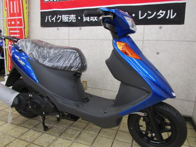 スズキ アドレスV125の画像(東京都