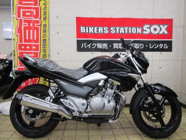 スズキ GSR250の画像(東京都