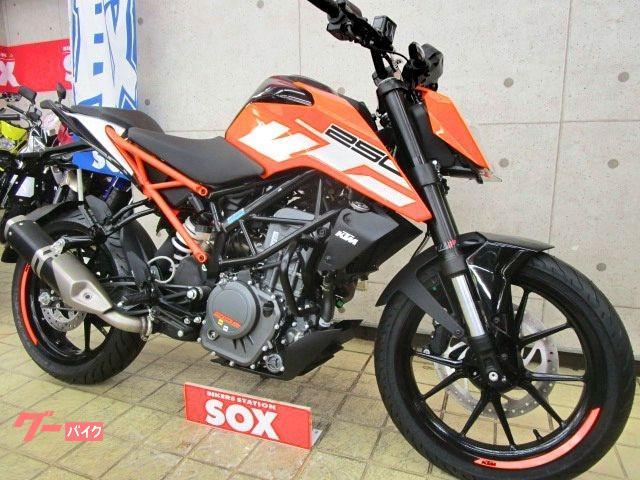 KTM 250デュークの画像(東京都