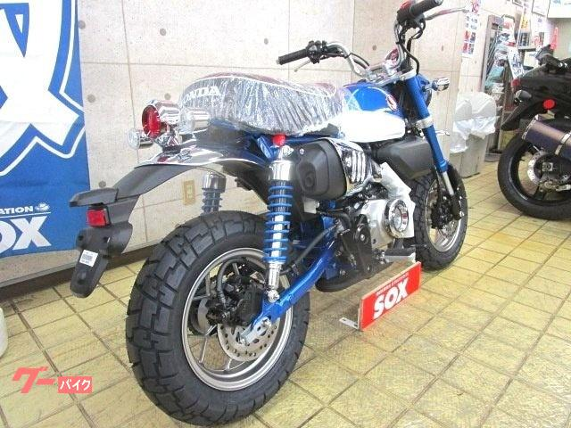 ホンダ モンキー125 ABSモデルの画像(東京都