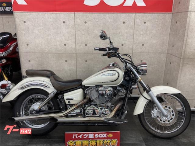 ドラッグスター250 2011年モデル