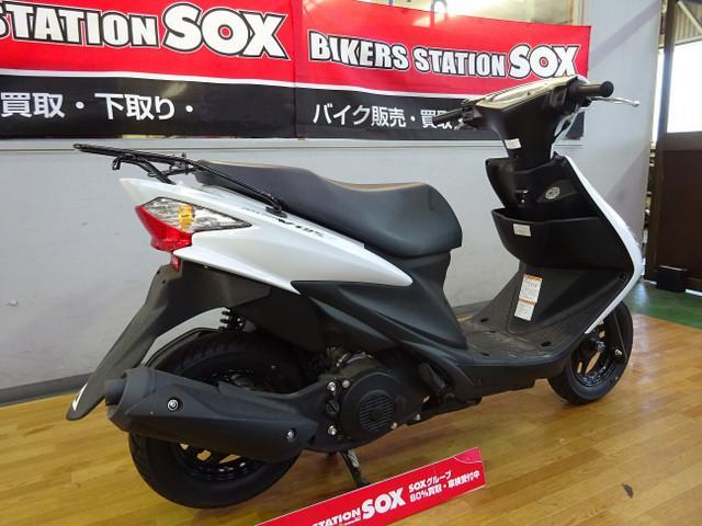 スズキ アドレスV125S 新車の画像(栃木県