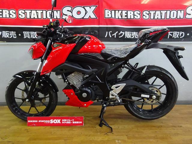 スズキ GSX-S150 新車の画像(栃木県