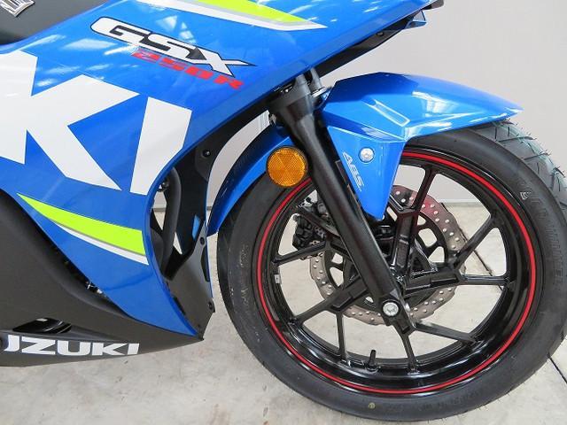 スズキ GSX250R ABS 国内未導入カラーの画像(栃木県