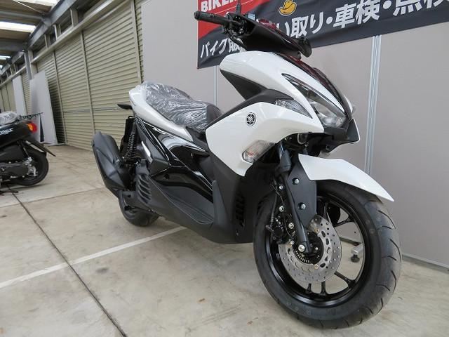 ヤマハ NVX125の画像(栃木県