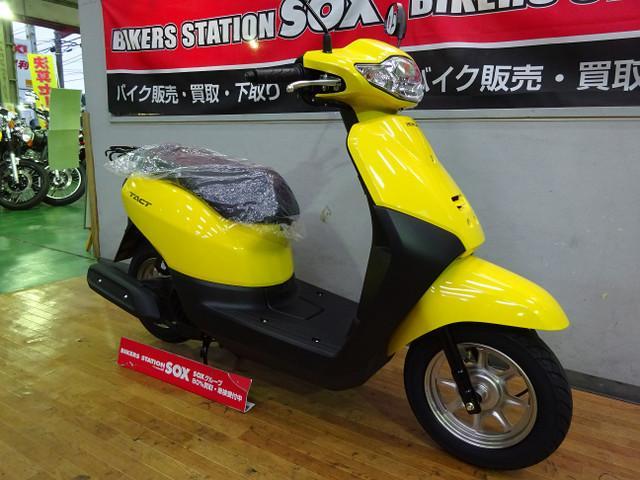 ホンダ タクト・ベーシック 新車の画像(栃木県