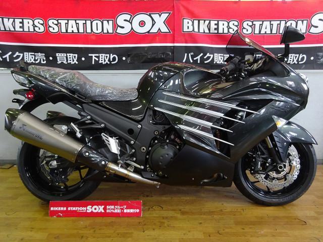 カワサキ ZZ-R1400 Performance 新車の画像(栃木県