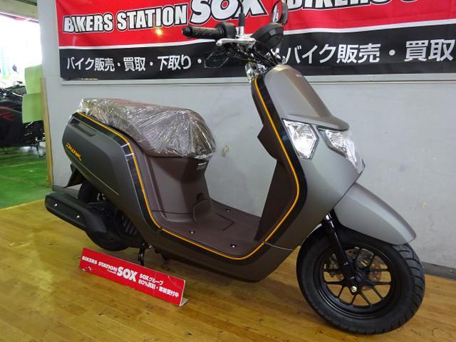 ホンダ ダンク 18年モデル 新車の画像(栃木県