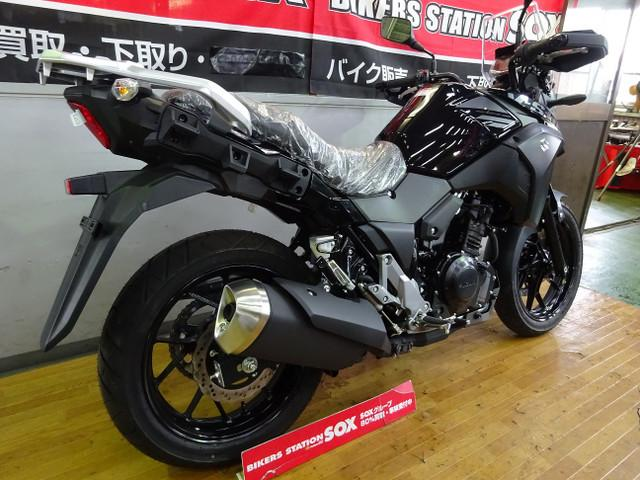 スズキ V-ストローム250 新車の画像(栃木県