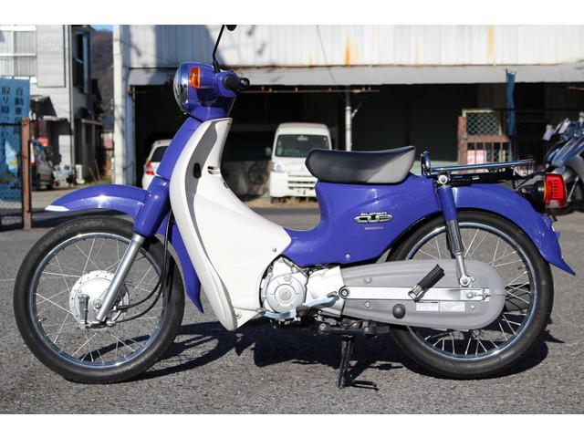 ホンダ スーパーカブ110 国内生産車 ノーマルの画像(栃木県