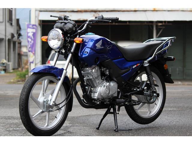 ホンダ CB MAN125 新車の画像(栃木県