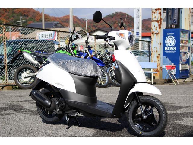 スズキ レッツ 新車の画像(栃木県