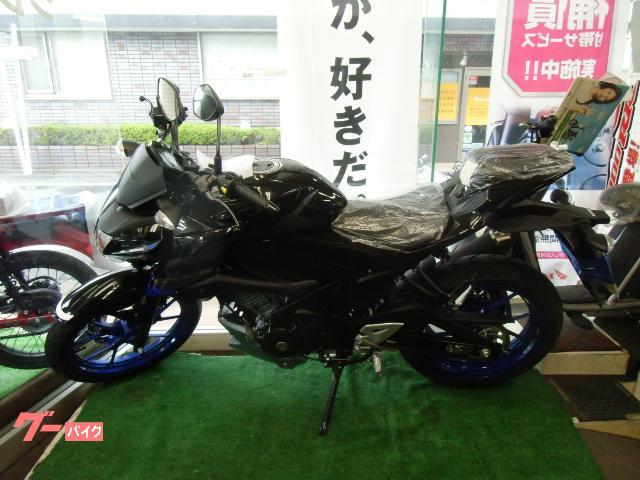 GSX−S125 ABS 21年モデル