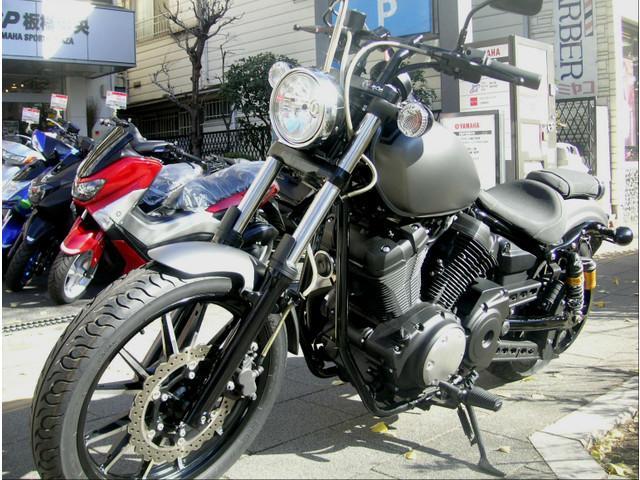 ヤマハ BOLT Rスペック ドラックバーハンドルの画像(東京都