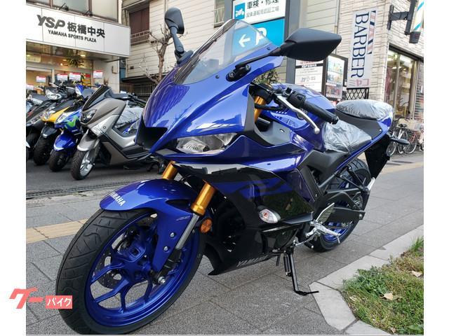 ヤマハ YZF-R25 ABS 2019モデルの画像(東京都