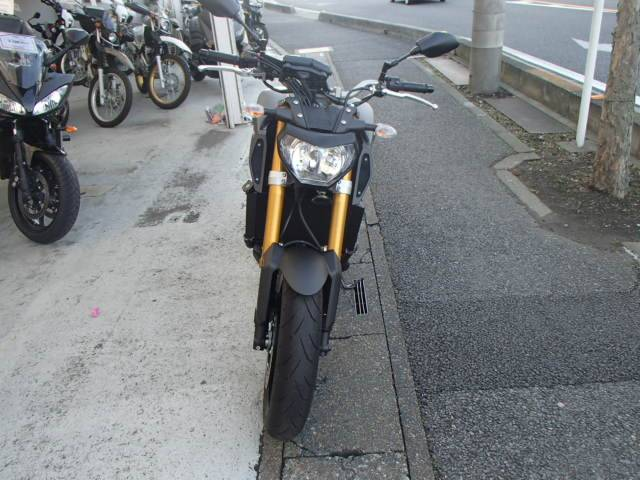 ヤマハ MT-09・ABS・正規の画像(埼玉県