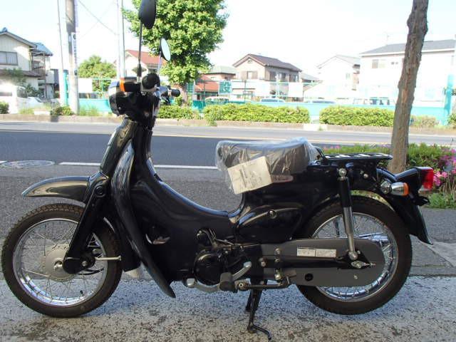 ホンダ リトルカブ・セル付き・生産終了モデルの画像(埼玉県