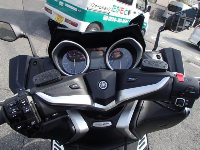 ヤマハ TMAX530 DX・特別装備車・アドバンスディーラー正規の画像(埼玉県