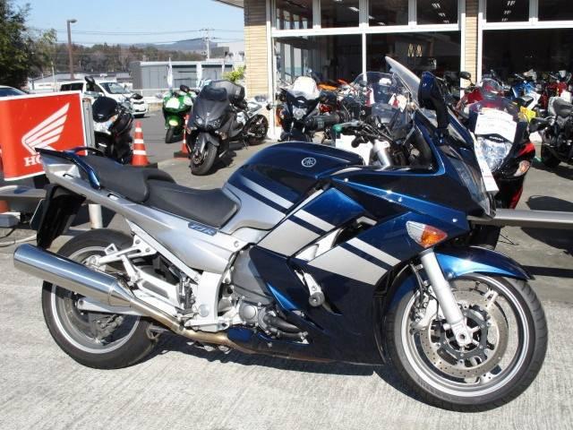 ヤマハ FJR1300Aブルーの画像(茨城県