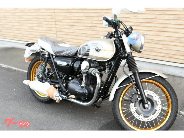 カワサキ W800スペシャルェディションの画像(茨城県