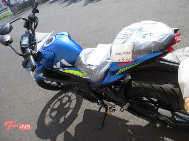 スズキ GSX-S125の画像(茨城県