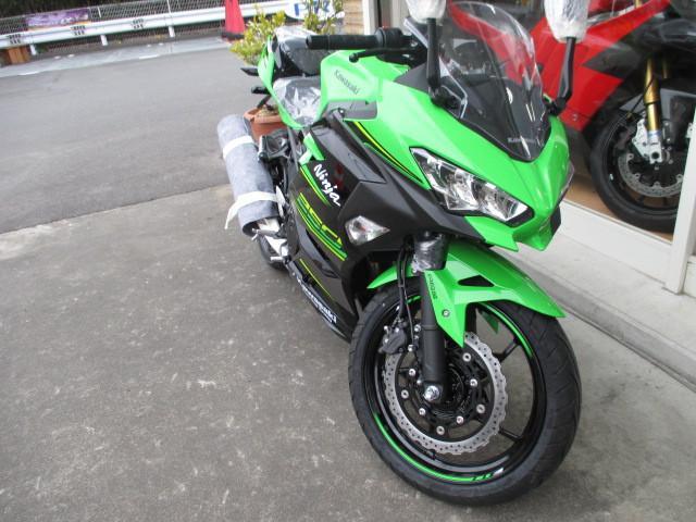 カワサキ Ninja 250の画像(茨城県