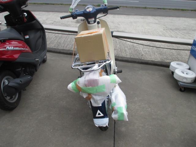 ホンダ スーパーカブ110の画像(茨城県