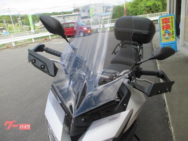 ヤマハ トレイサー900(MT-09トレイサー) オプション多数の画像(茨城県