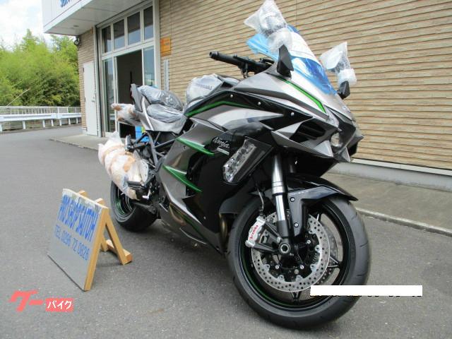 カワサキ Ninja H2 SX SE+の画像(茨城県