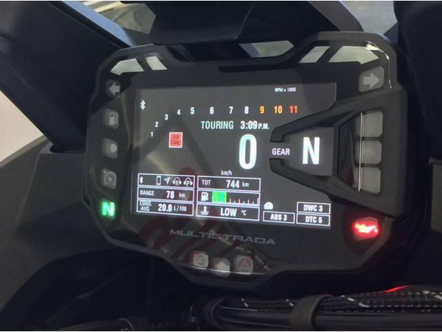 DUCATI ムルティストラーダ1200S DVTの画像(千葉県