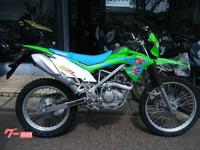 KLX150L インドネシア
